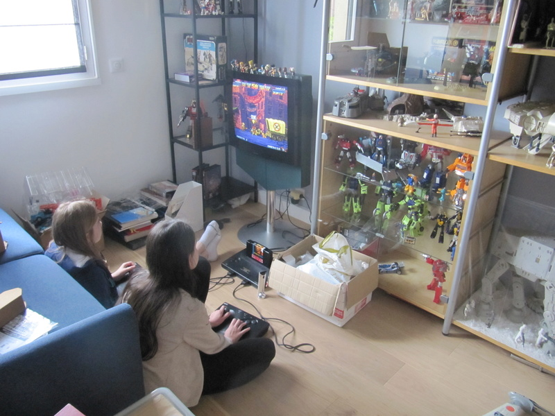 VOTRE COLLECTION OU GAMEROOM EN UNE SEULE PHOTO ! - Page 2 Img_2015