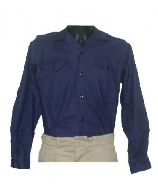 Chemises bleues. Chemis10