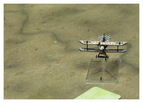 Campagne Wings of War Missions 5 Il faut sauver le pilote Baker Bob_0012