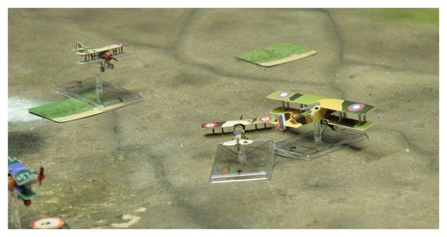 Campagne Wings of War Missions 5 Il faut sauver le pilote Baker Bob_0013