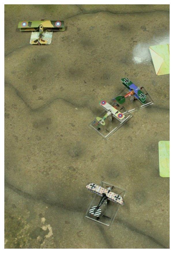 Campagne Wings of War Missions 5 Il faut sauver le pilote Baker Bob_0015