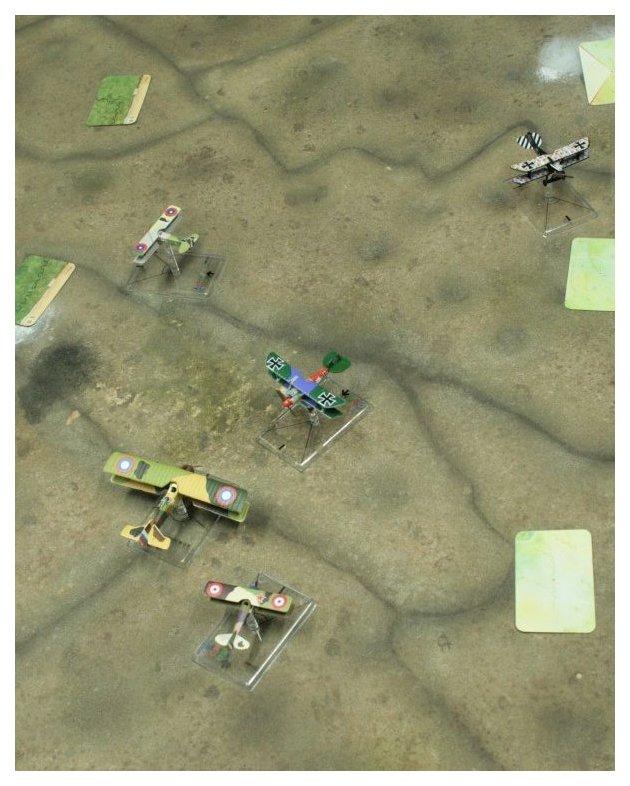 Campagne Wings of War Missions 5 Il faut sauver le pilote Baker Bob_0017