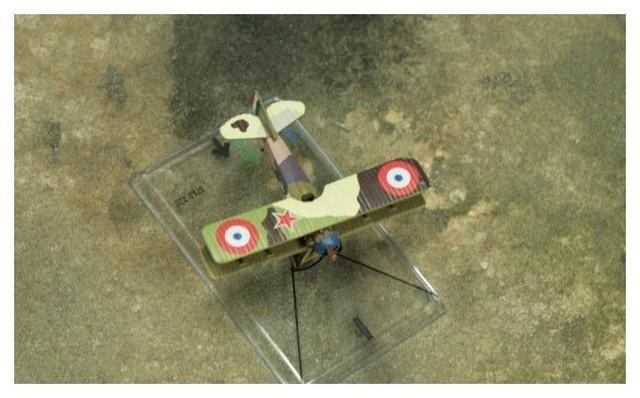 Campagne Wings of War Missions 5 Il faut sauver le pilote Baker Bob_0111
