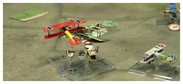 Campagne Wings of War Missions 5 Il faut sauver le pilote Baker Bob_0112