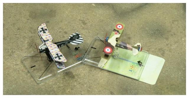 Campagne Wings of War Missions 5 Il faut sauver le pilote Baker Bob_0114