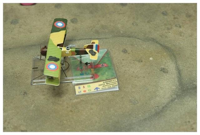 Campagne Wings of War Missions 5 Il faut sauver le pilote Baker Bob_0115