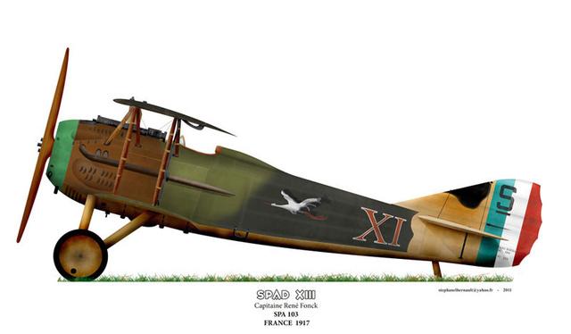 Campagne Wings of War 14/18 Fonck-10