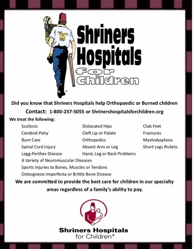 Shriners Hospitals for Children Shrine10