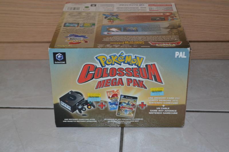 [VDS] 21 Packs Gamecube (exclue Gamopat jusqu'au 01/11) Dsc_0720