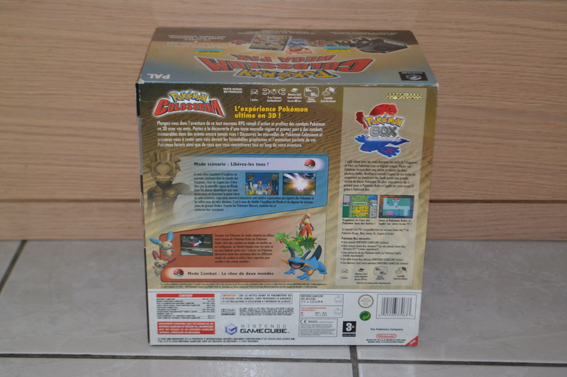 [VDS] 21 Packs Gamecube (exclue Gamopat jusqu'au 01/11) Dsc_0721