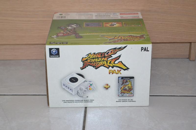 [VDS] 21 Packs Gamecube (exclue Gamopat jusqu'au 01/11) Dsc_0827