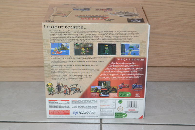 [VDS] 21 Packs Gamecube (exclue Gamopat jusqu'au 01/11) Dsc_0844