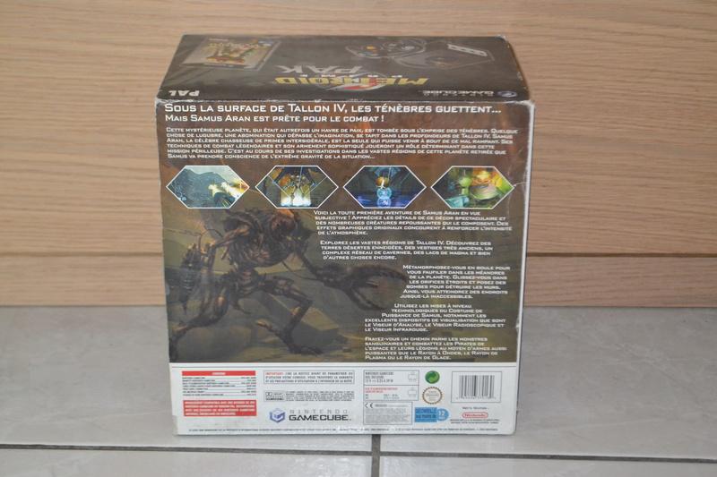 [VDS] 21 Packs Gamecube (exclue Gamopat jusqu'au 01/11) Dsc_0853