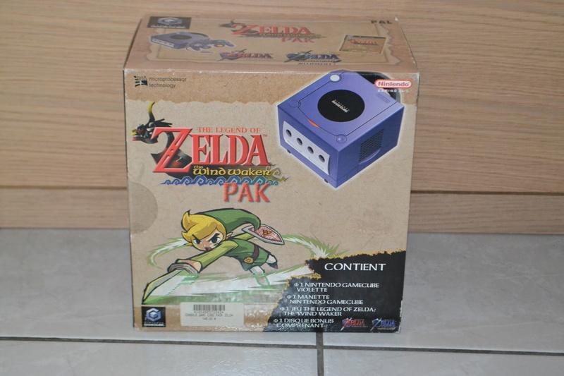 [VDS] 21 Packs Gamecube (exclue Gamopat jusqu'au 01/11) Dsc_0874