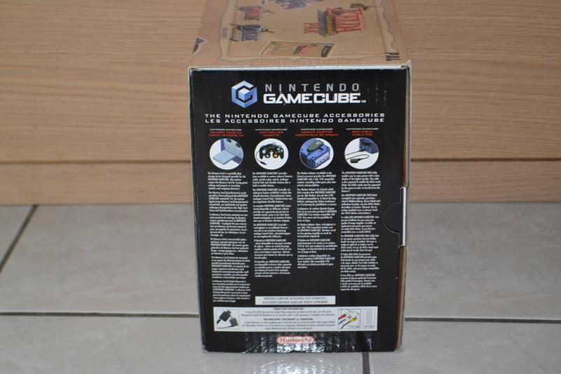 [VDS] 21 Packs Gamecube (exclue Gamopat jusqu'au 01/11) Dsc_0875