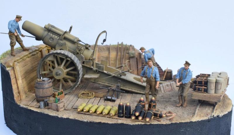 """GB 1ere Guerre Mondiale"" 8inchr32"