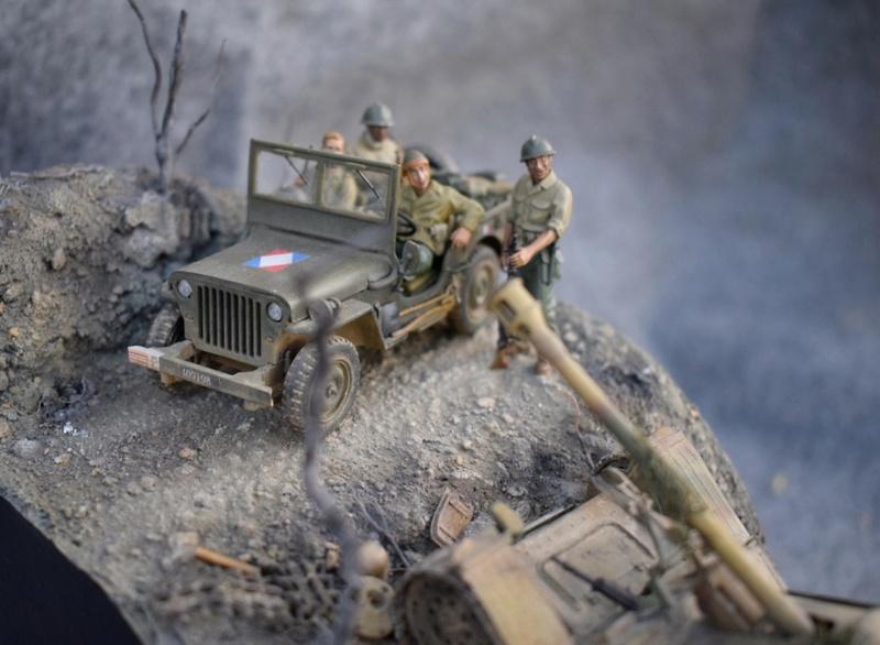jeep indochine - CEF 1944 - Marder III vs Jeep Intro410
