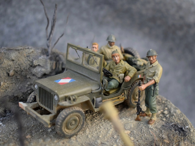 jeep indochine - CEF 1944 - Marder III vs Jeep Jeep1010