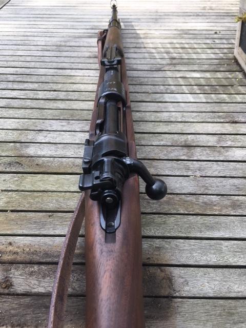 KAR 98K à la sauce Kettner Mauser14
