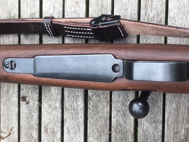 KAR 98K à la sauce Kettner Mauser18