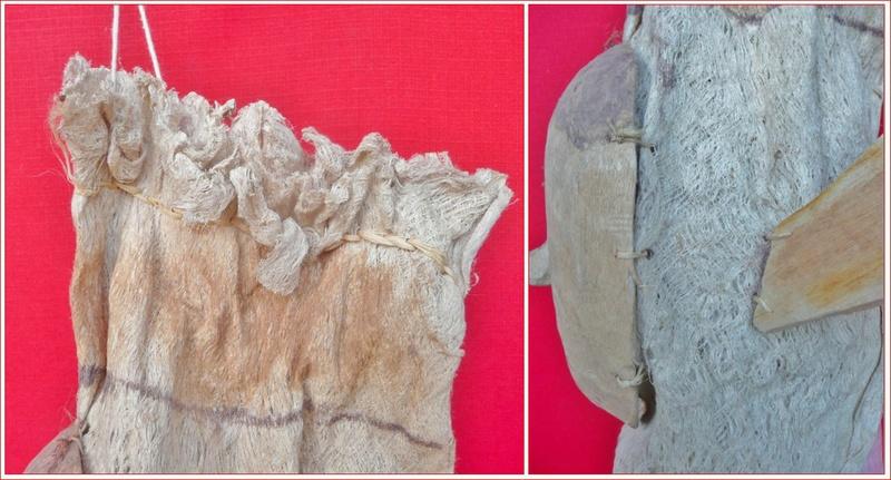 Masque-cagoule / Peuple Ticuna (Haute Amazonie) Masque12