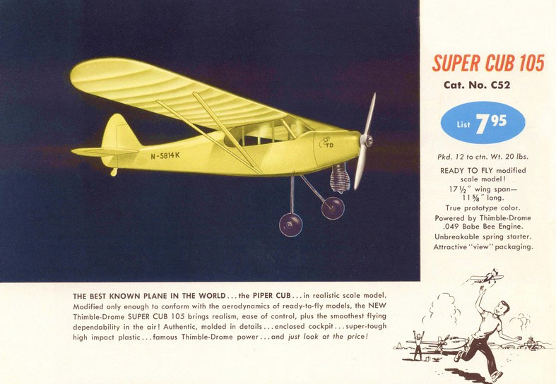 Old Bee from Super Cub 105 Cub_1010