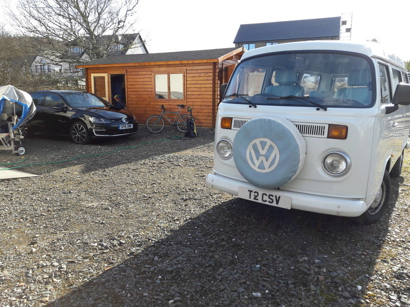 What did you do to your VW today? - Page 2 20180410