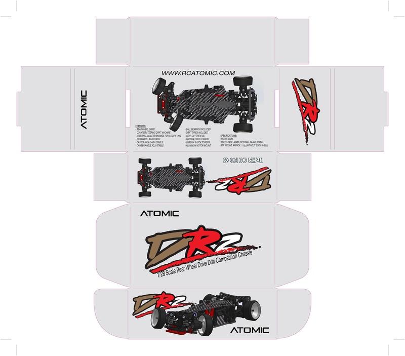 Atomic DRZ et autre nouveautés 2WD 29313010
