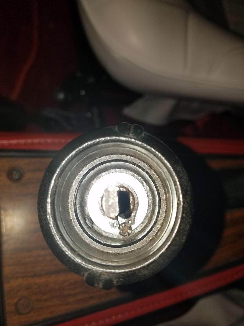 73 Auto Shifter knob ? 20180512