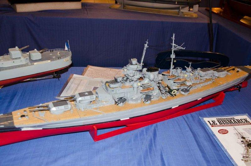 Restauration du Bismarck 15407612