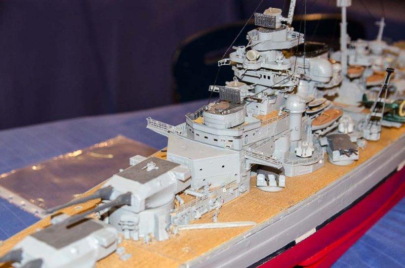 Restauration du Bismarck 15407613