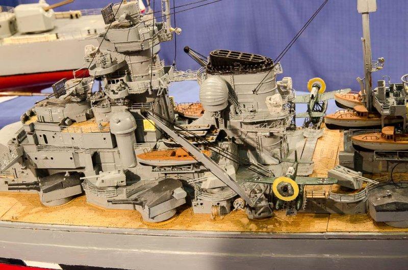 Restauration du Bismarck 15407614