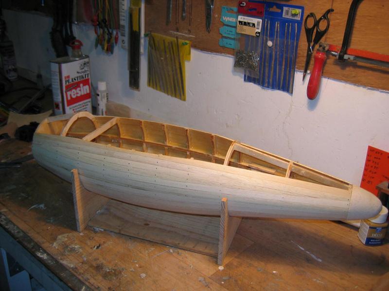Construction du Requin de Tintin Constr17