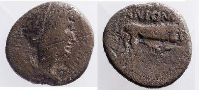 Identification monnaie grecque Fluvia10