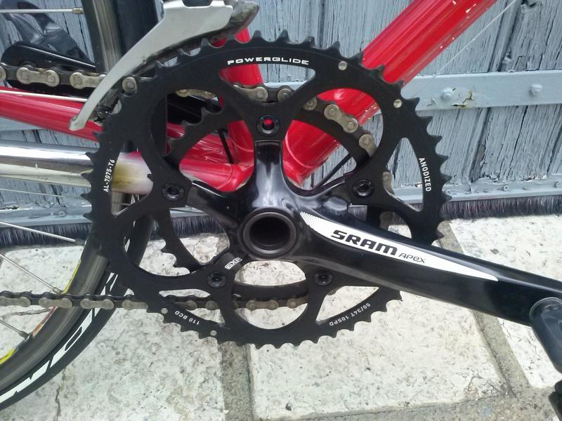 Colnago SLX Spiral-Conic Cam00712