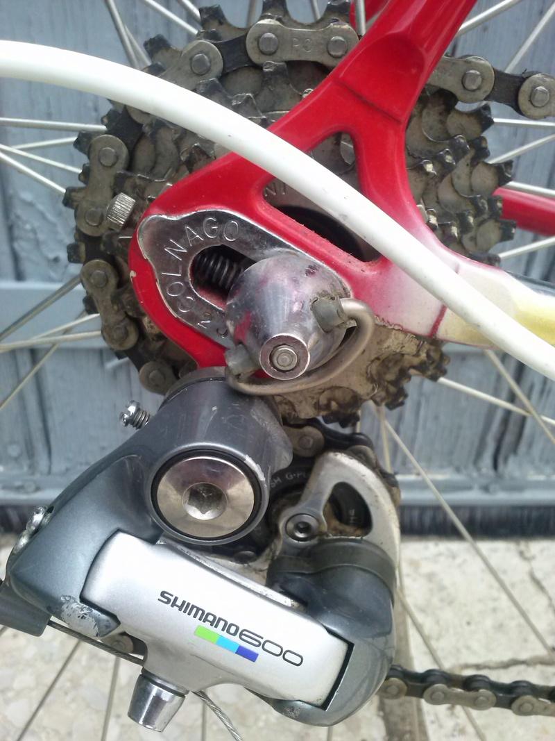 Colnago SLX Spiral-Conic Cam00714