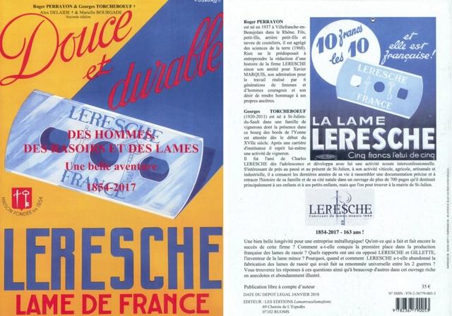 Exposition Leresche à St-Julien-du-Sault dans l'Yonne les 2 et 3 juin 2018 ! Leresc11