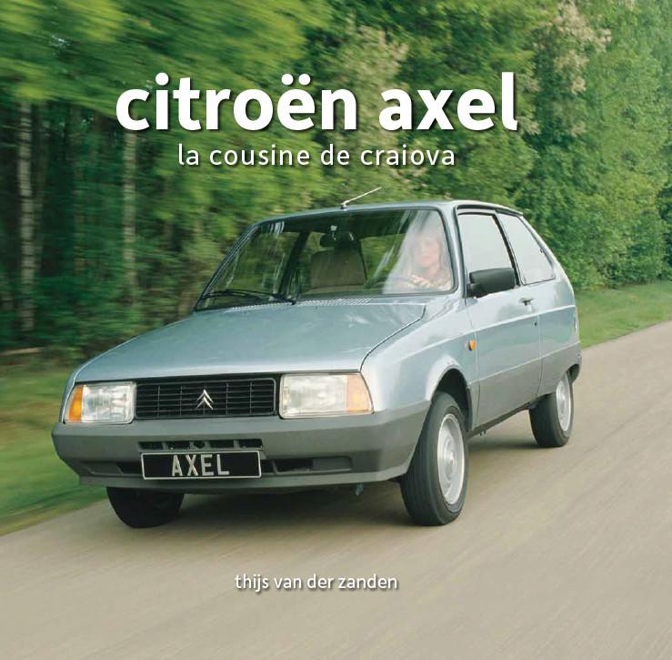 Citroën Axel - La cousine de Craiova Citroy11