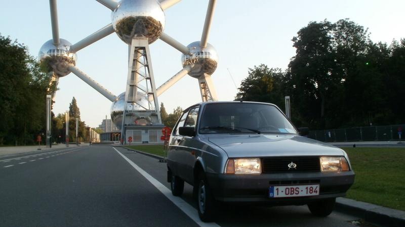 Citroën Axel - La cousine de Craiova P7240811