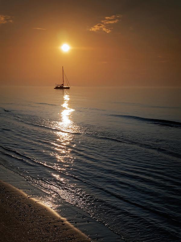 Ballade matinale en bord de mer 333310