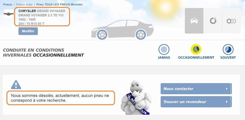 [V6 - 3.3 - 2004] - Les pneus - Avez vous essayé ceux la. Nokian SUV Line? Captu268