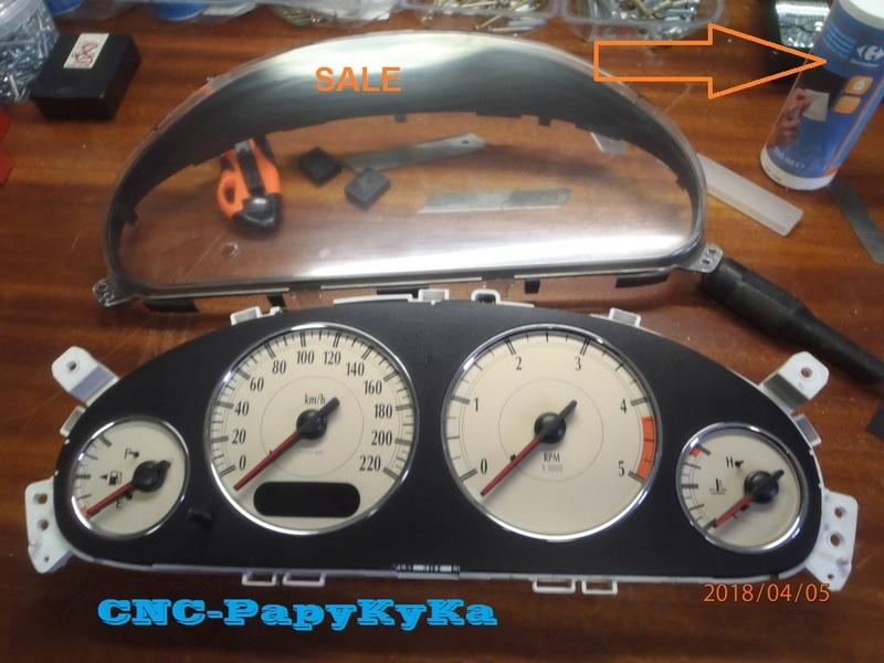 PapyKy, Dépose du Compteur Kilométrique a 308.xxx Km. P4050020