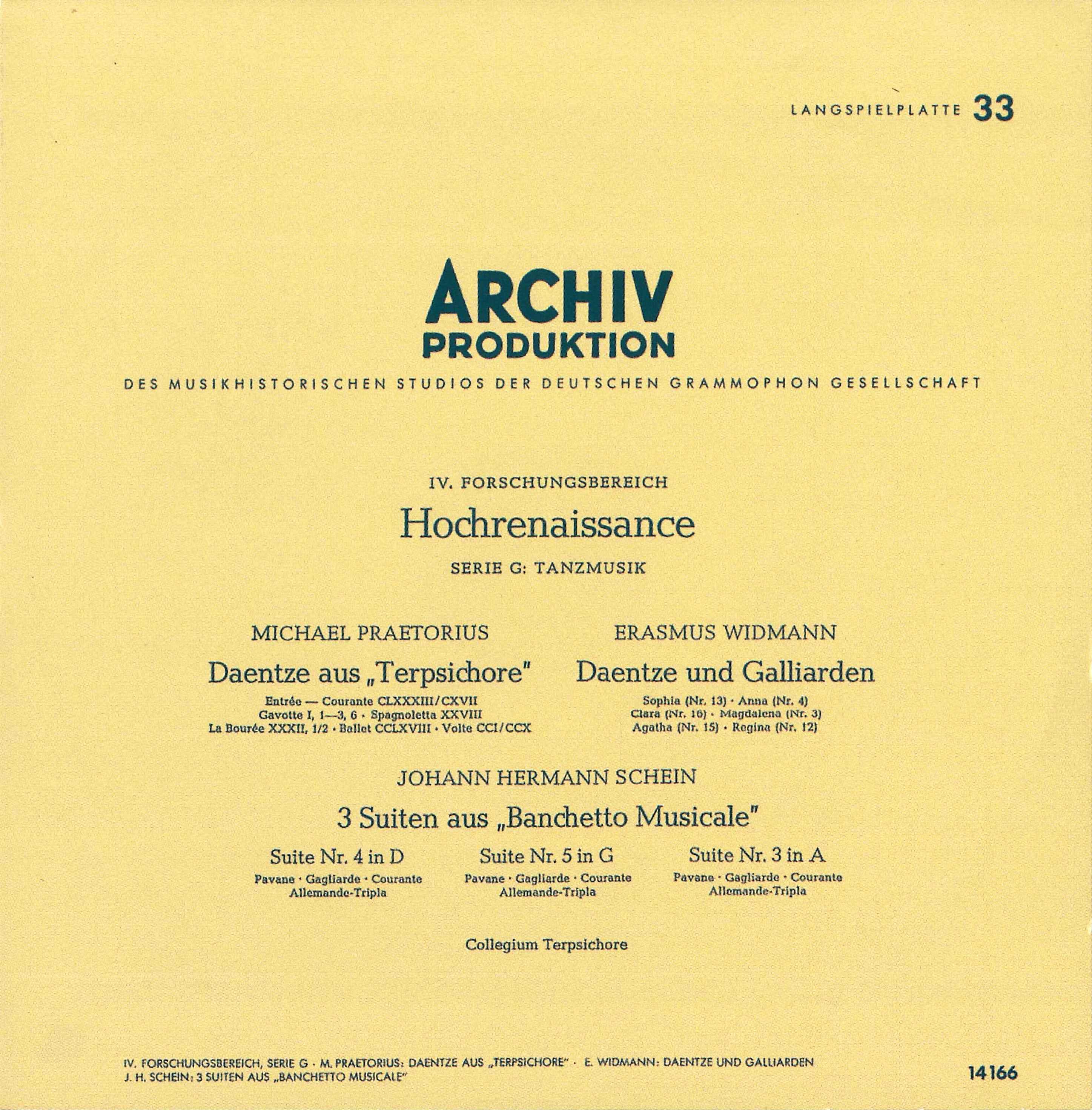 Découvrir la musique de la RENAISSANCE par le disque... - Page 2 20170118