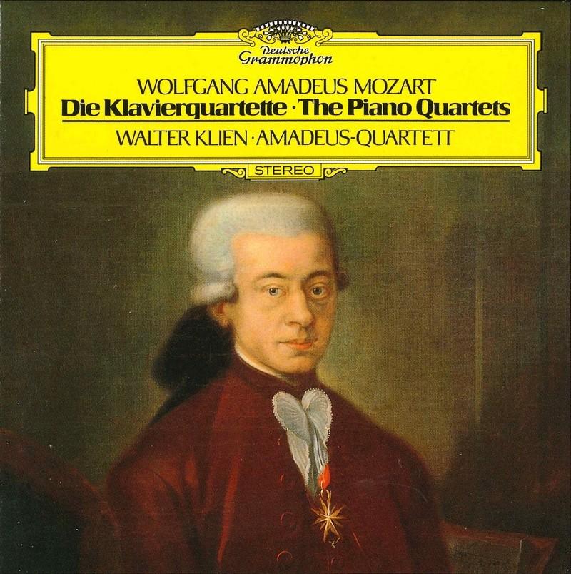 Mozart - musique de chambre (Divers) 20171219