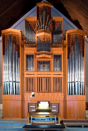 Mendelssohn, Schumann, Brahms et l'orgue romantique allemand Berlin10