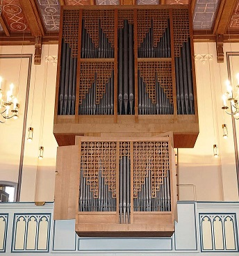 Dietrich Buxtehude (1637 - 1707) - Oeuvres pour orgue - Page 2 Bremen10