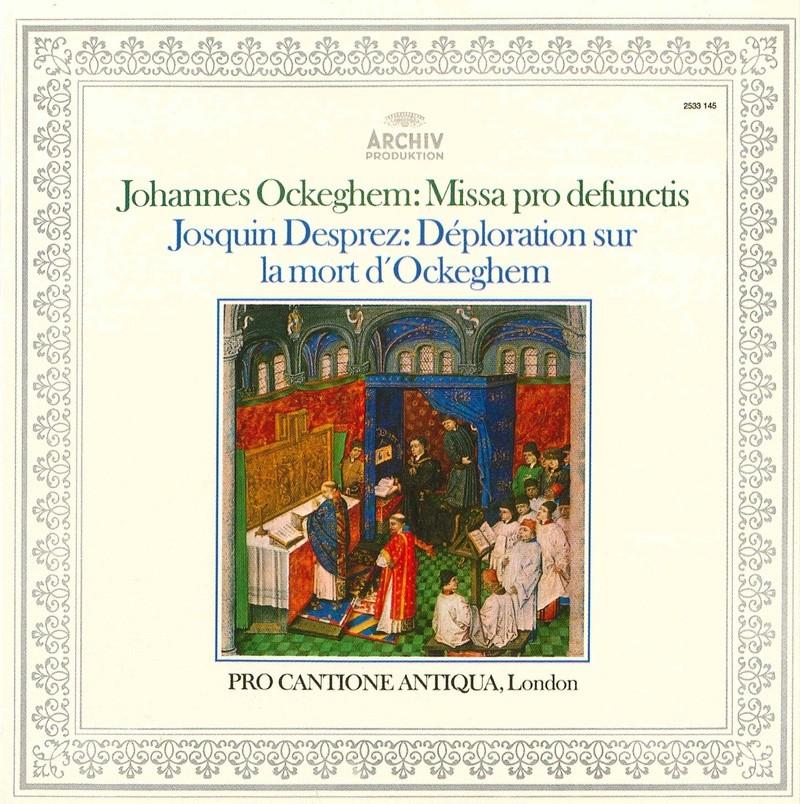 Johannes Ockeghem (v. 1420 - 1497) Cd_22_10