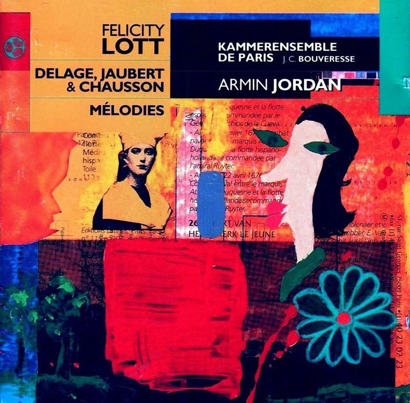 La mélodie française du XXème siècle. Delage10