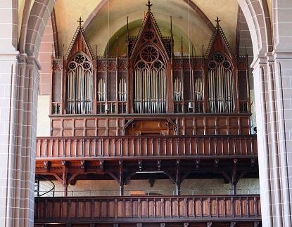 Orgue baroque germanique -instruments et répertoire Einbec11