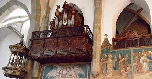 Orgue baroque germanique -instruments et répertoire Kezmar10